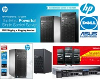 PC Server (HP | IBM | Dell | Lenovo | Asus dll..)  (Pre Order)